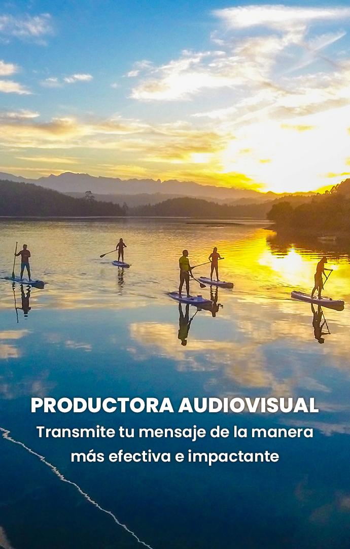 Productora Audiovisual, Vídeos
